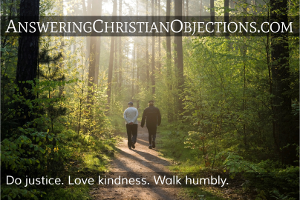 Answering Christian Objections